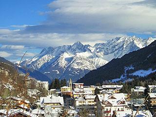 Aprica ist ein beliebtes Wintersportgebiet