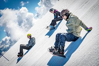 Wintersport in Bormio