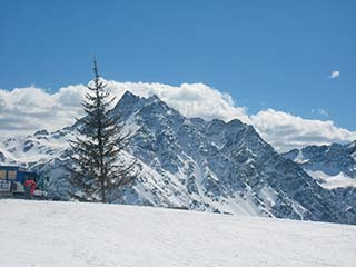 Berge nahe Santa Caterina Valfurva