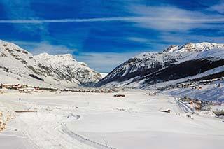 Skigebiete in Livigno
