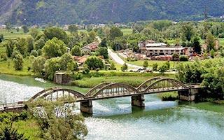 Ponte del Passo in Sorico