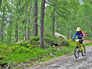Radfahren in Madesimo
