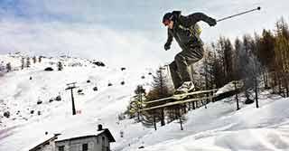 Wintersport in Madesimo