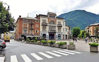 Stadt Tirano