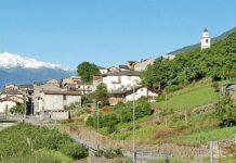 Ferienhäuser in Tirano mit Panoramalage