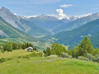 Berge von Valdidentro