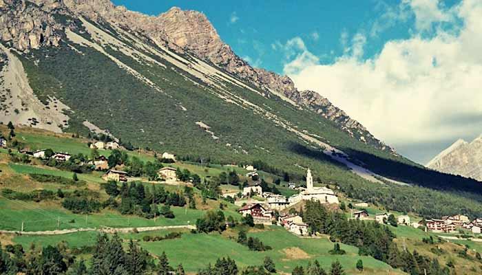 Valdidentro ist ein bekannter Wintersportort