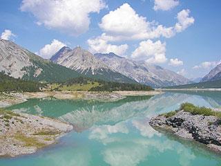 Landschaft von Valdidentro