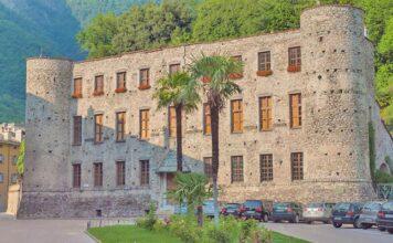 Castello dei Conti Balbiano in Chiavenna