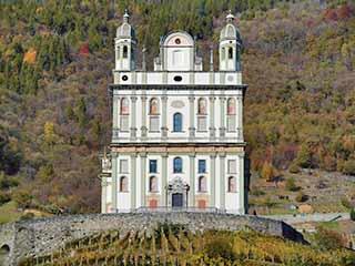 Santa Casa Lauretana in Tresivio