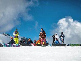 Wintersport im Valtellina