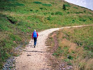 Nordic Walking im Valtellina
