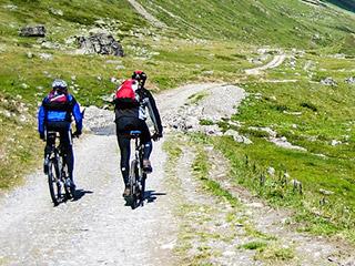 Radtour im Valtellina