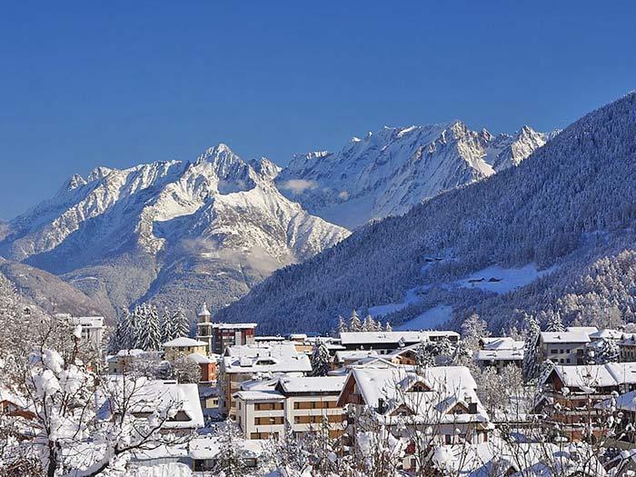 Skigebiet von Aprica