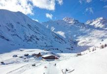 Skigebiet Chiesa in Valmalenco