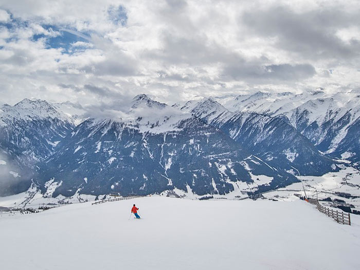 Skigebiet Valdidentro