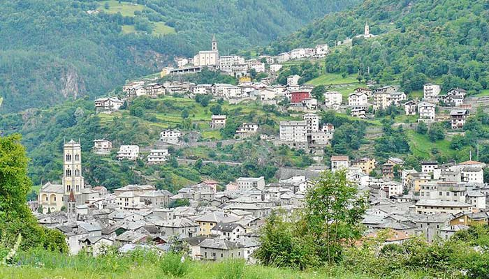 Grosio im Valtellina