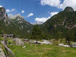 Val Masino - Val di Mello Gipfel