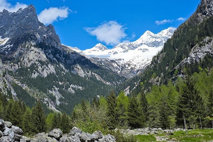 Val Masino - Bergwelt