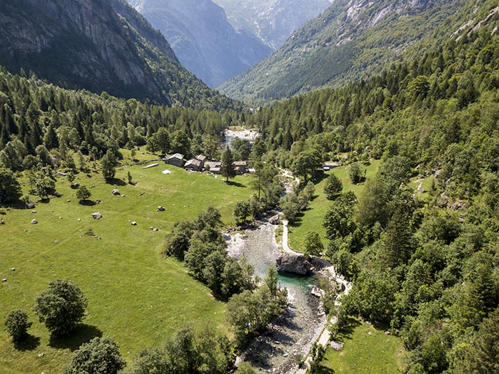 Val Masino - Bergfluss